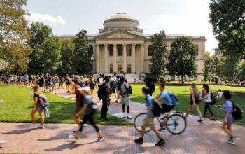 Judge Upholds University of North Carolina's Affirmative-Action Policies