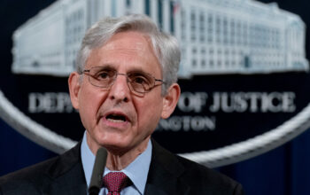 Parents Sue AG Garland for Violating Free Speech Rights with FBI School-Board Memo