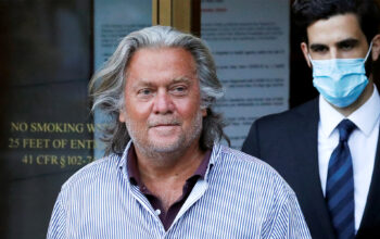 January 6 Committee Recommends House Hold Steve Bannon in Contempt for Refusing Subpoena