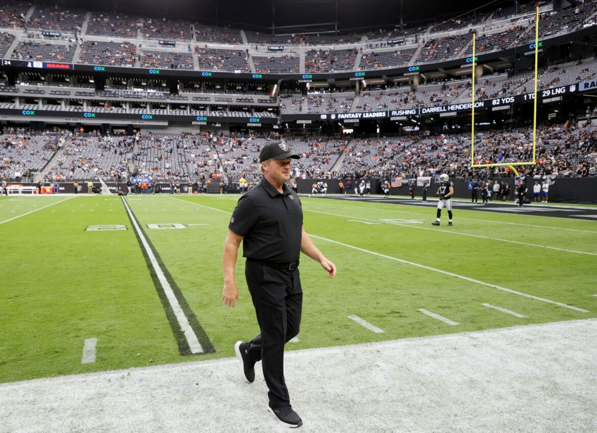 Jon Gruden on Raiders resignation: 'The truth will come out'