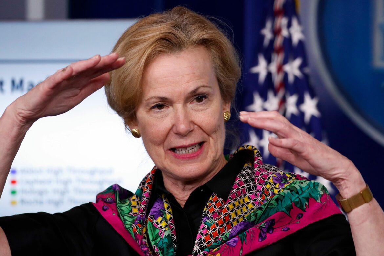 Dr. Deborah Birx: Trump Could Have Prevented 40% Of U.S. COVID Deaths