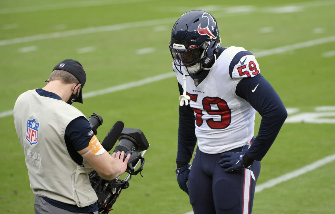 3 NFL teams that should sign Whitney Mercilus after release