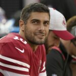 49ers appear to know starting QB for SNF vs. Colts