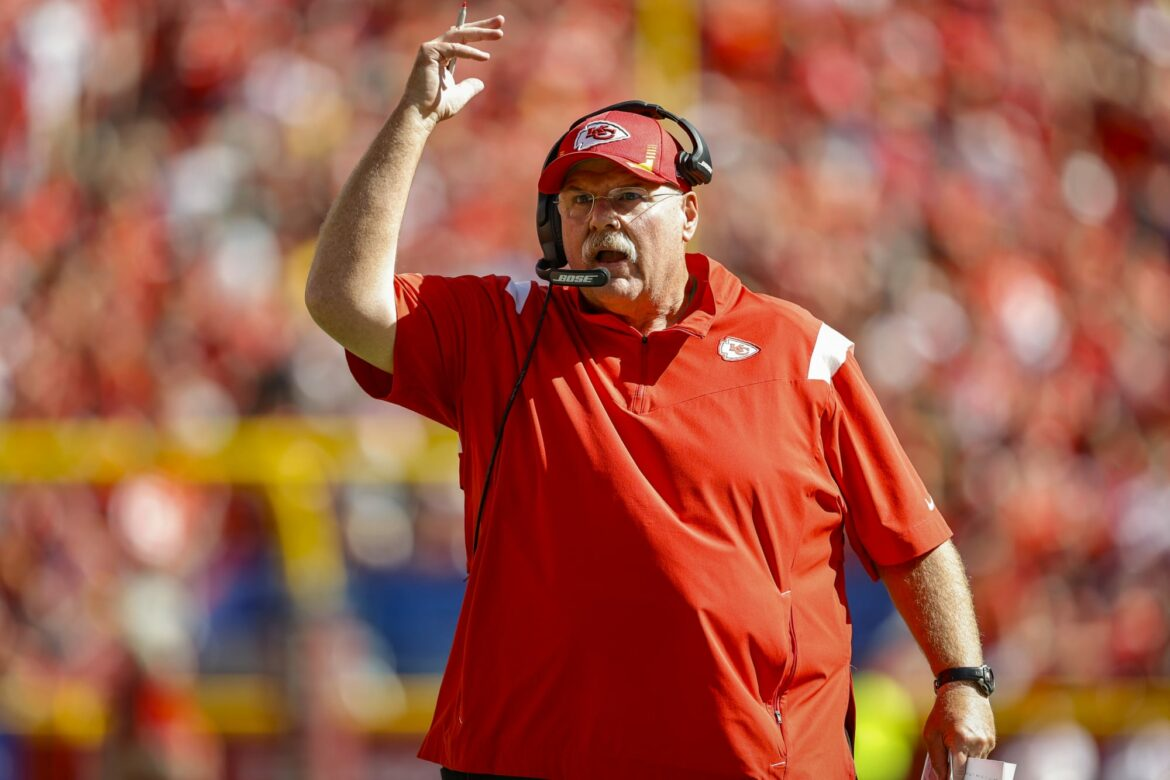 Andy Reid loved Philadelphia for the most Andy Reid reason possible