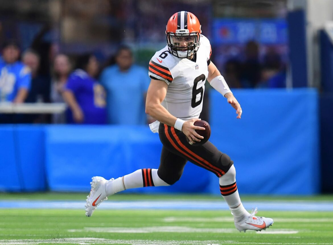 Baker Mayfield's wife rips into so-called Browns 'fans' over QB hate