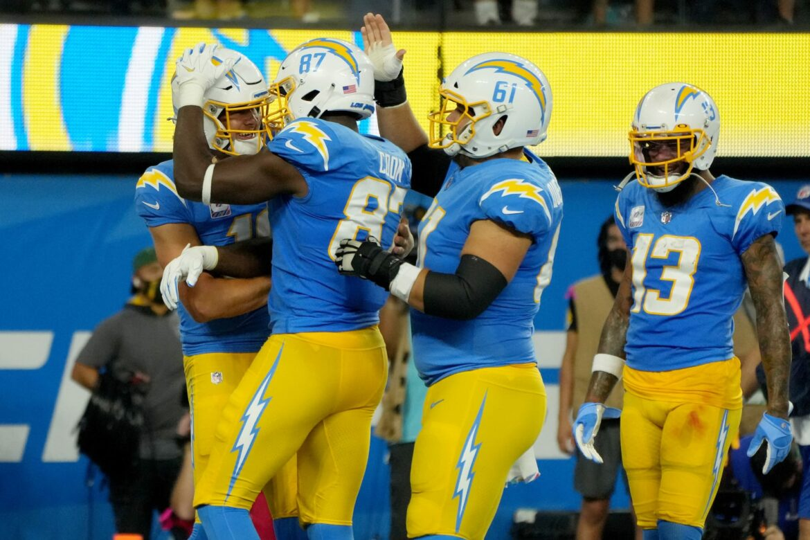 Can Chargers be a real threat to Chiefs in AFC West?