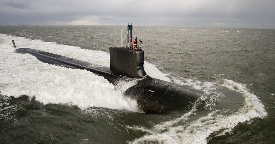 Couple in Submarine Spy Case Stewed Over Money and Politics