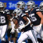 Cowboys defensive starter Damontae Kazee arrested on bye week