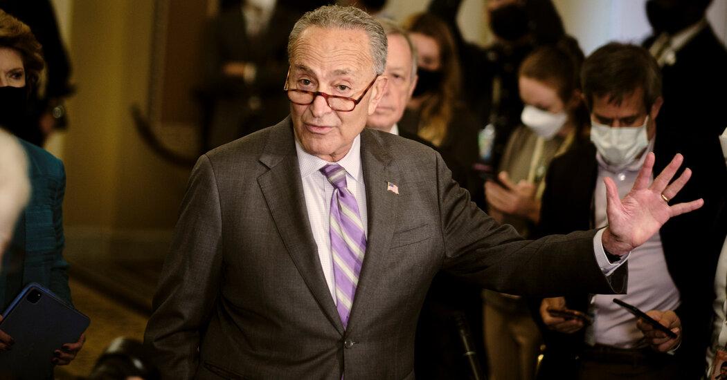 Debt Ceiling Fight Gives Democrats Ammunition Against Filibuster