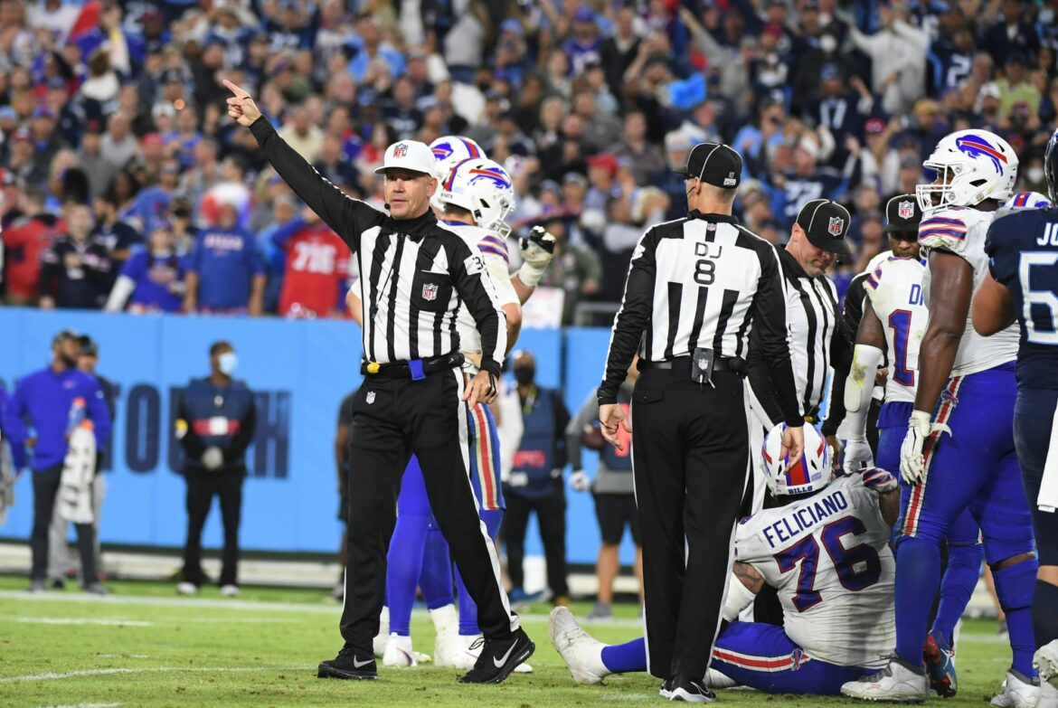 Did the Bills make the right call going for it on fourth down in Titans loss?