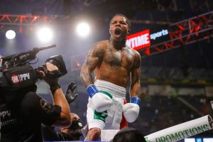 Gervonta and Romero will fight on December 5 for the WBA belt