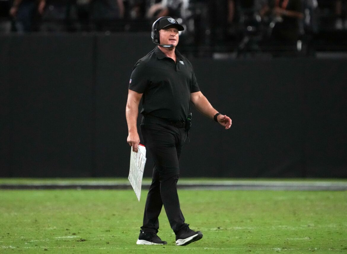 Jon Gruden sent racially-insensitive email about DeMaurice Smith