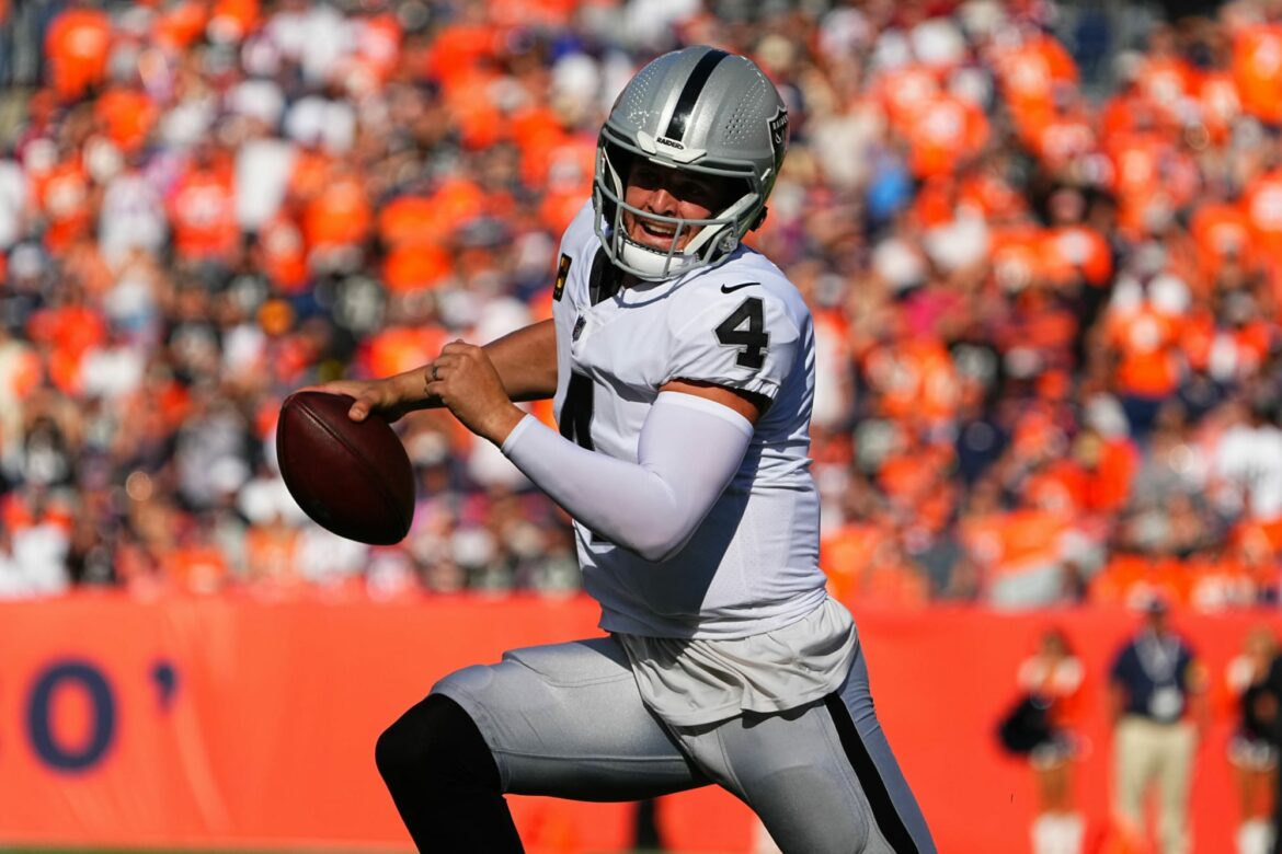 Jon Gruden was clearly holding the Raiders back before firing