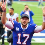 Josh Allen already preparing epic Bills Super Bowl celebration