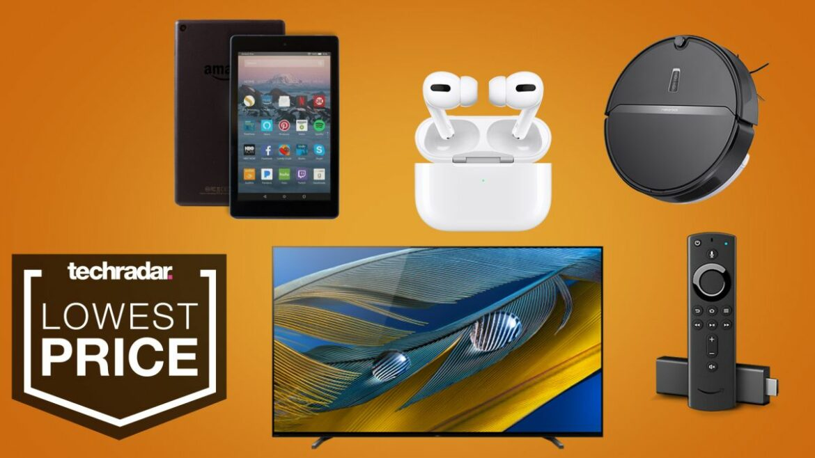 Massive Amazon sale: epic deals on OLED TVs, AirPods Pro, tablets, Echo and more