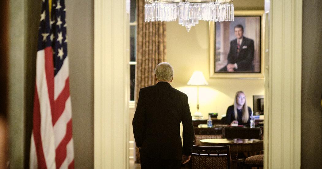 McConnell Warns Biden He Won't Help Raise the Debt Ceiling Next Time