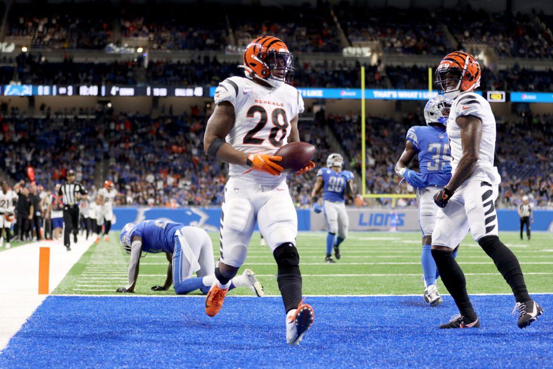 NFL power rankings, Week 7: Bengals rise, Browns fall