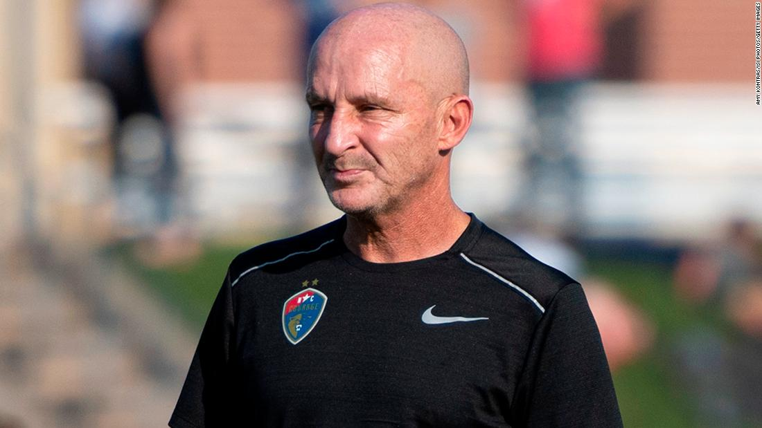National Women's Soccer League team North Carolina Courage fires head coach following accusations of sexual manipulation and misconduct