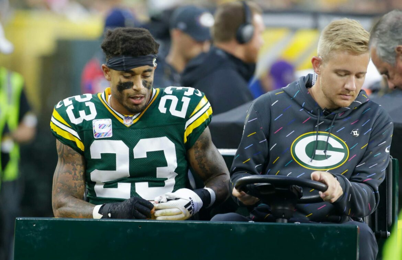 Packers sign veteran cornerback to replace Jaire Alexander