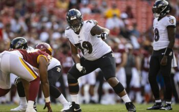 Ravens will be without Ronnie Stanley for remainder of season