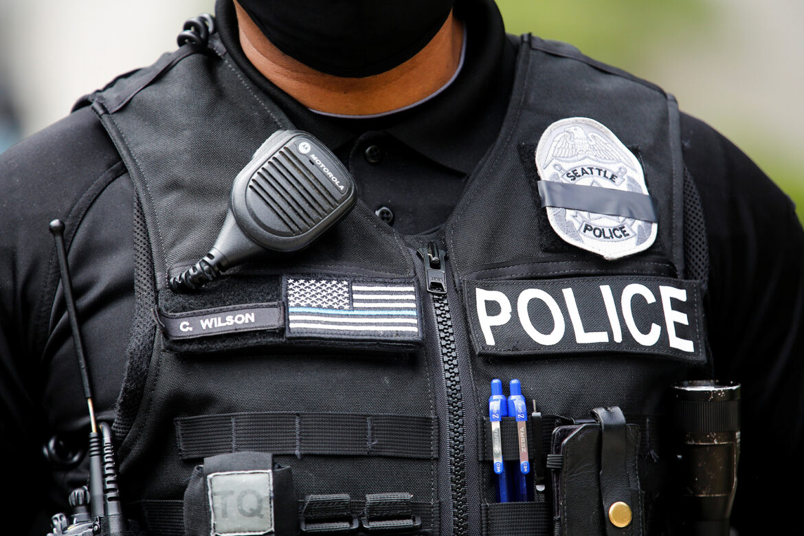 Seattle could fire 40% of police force over COVID-19 vaccine mandate