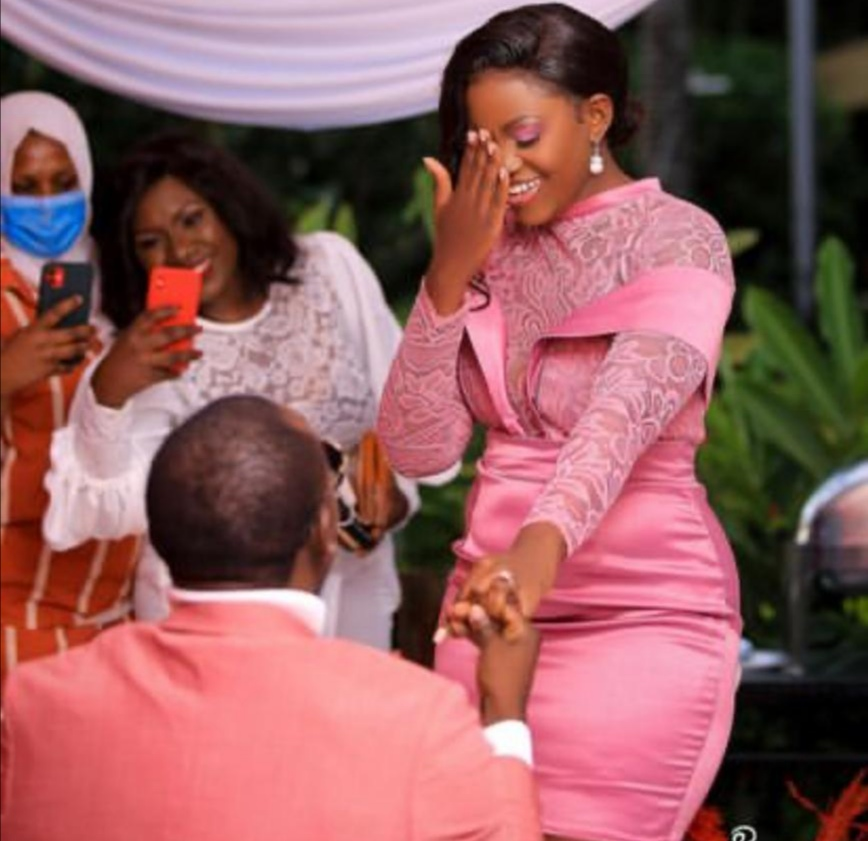 Spark TV's Precious Remmie engaged to long time lover