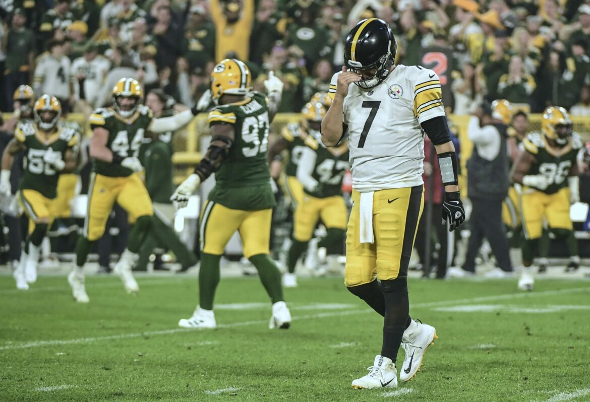 Steelers: Mike Tomlin addresses possibility of benching Ben Roethlisberger