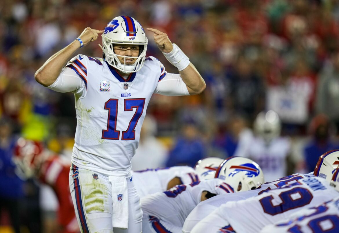 The Buffalo Bills aren't who we thought they were — they're better