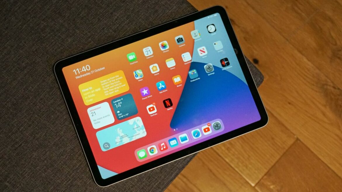 The iPad Air with OLED appears to be like ever more not likely to transpire in 2022