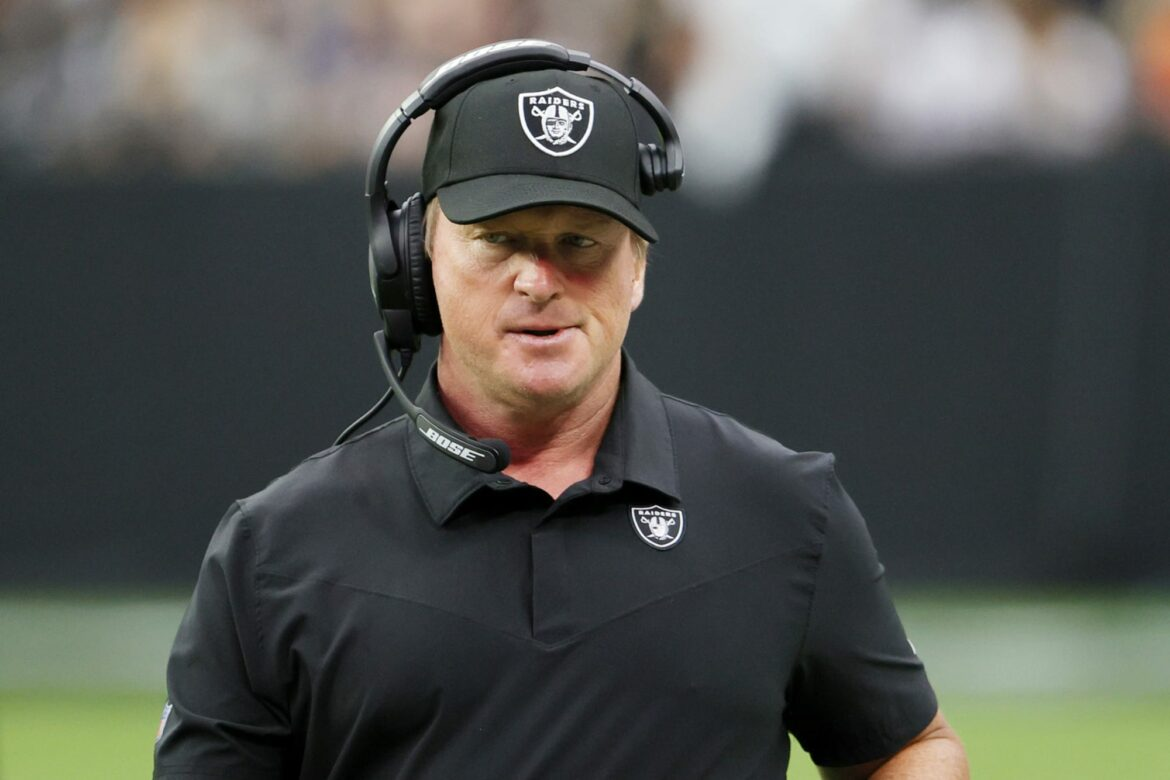 The new Jon Gruden email report is even worse than we thought