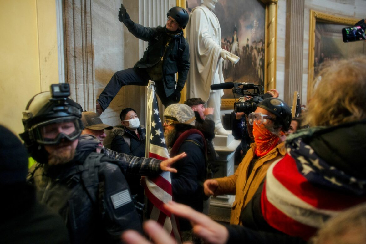 Trump sues Jan. 6 Capitol riot committee in bid to block records requests
