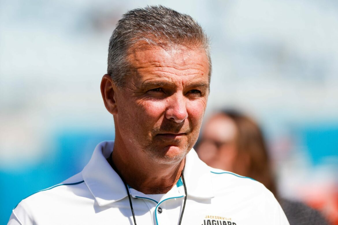 Urban Meyer apologizes to Jaguars for scandalous viral video: 'It was stupid'
