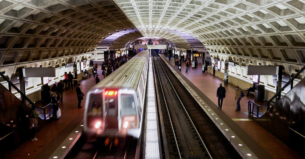 Video: Metro Train Derailments Could Have Been 'Catastrophic,' Official Says