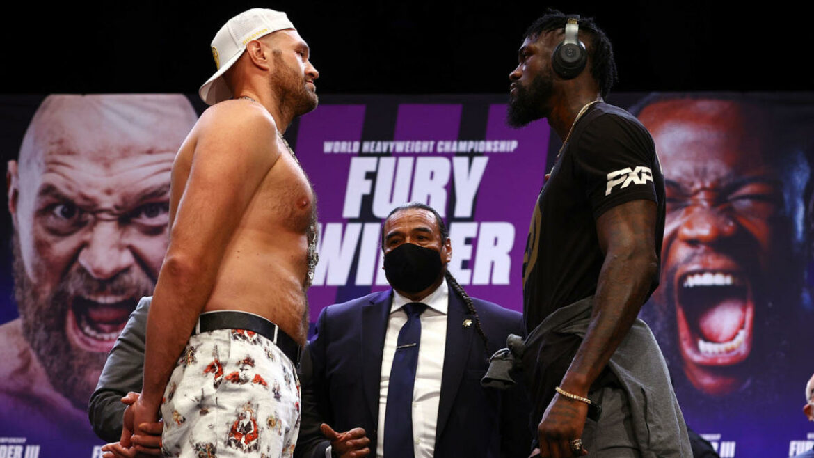 Tyson Fury vs. Deontay Wilder 3 fight results: Live boxing updates, scorecard, start time, undercard